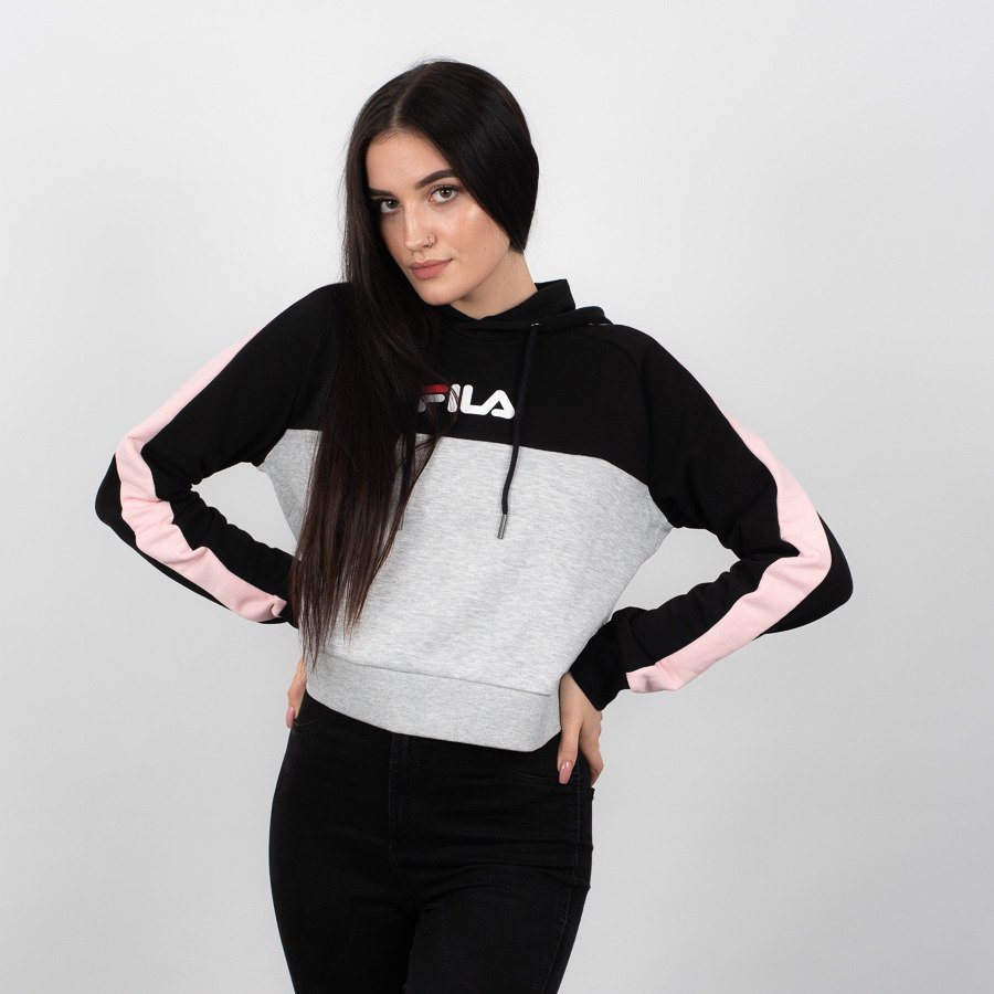 Women's Hoodie Fila Wenda Hooded 682334 L04 Best shoes