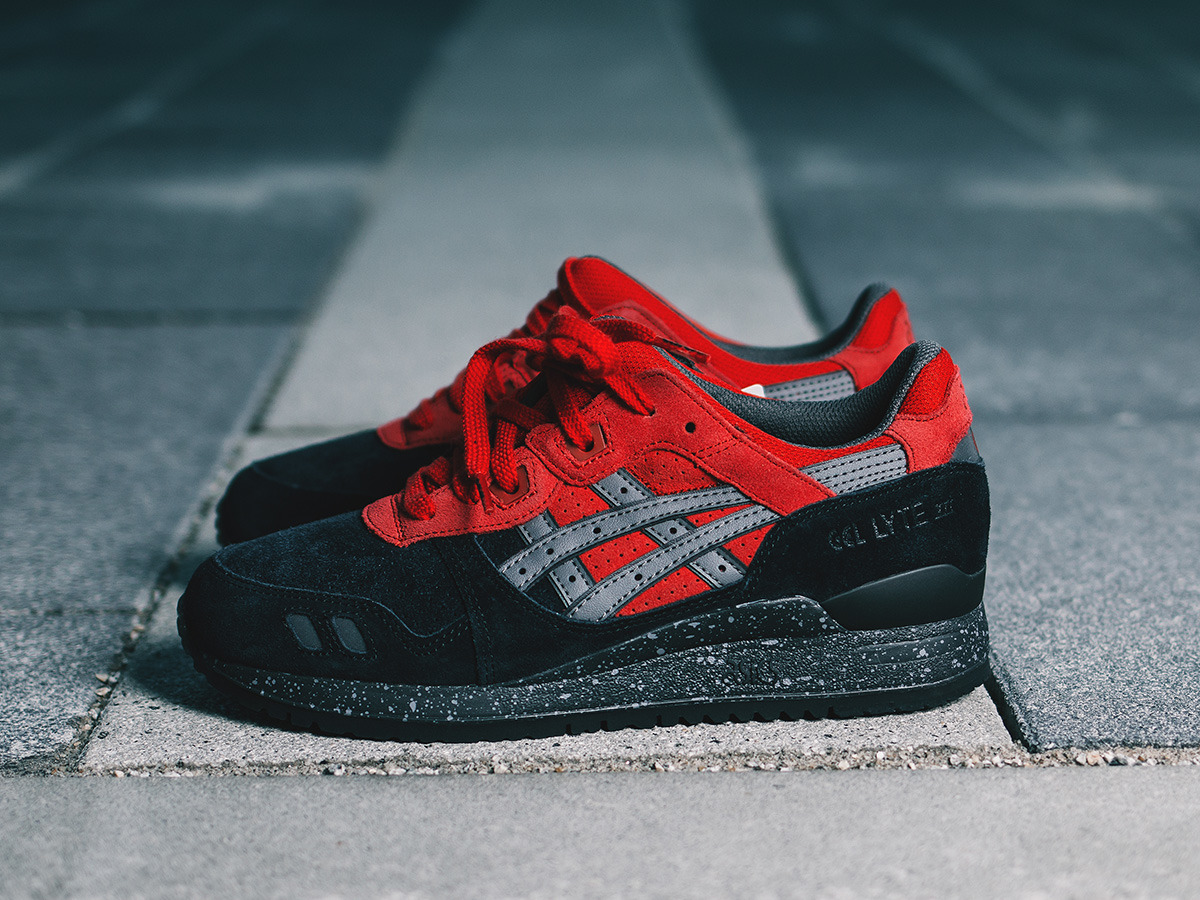 Damesko Sneakers Asics Gel Lyte Iii Bad Santa-5060
