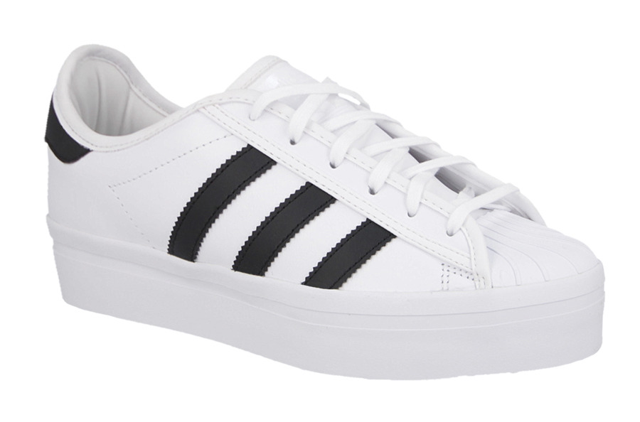 adidas superstar rize nere e bianche