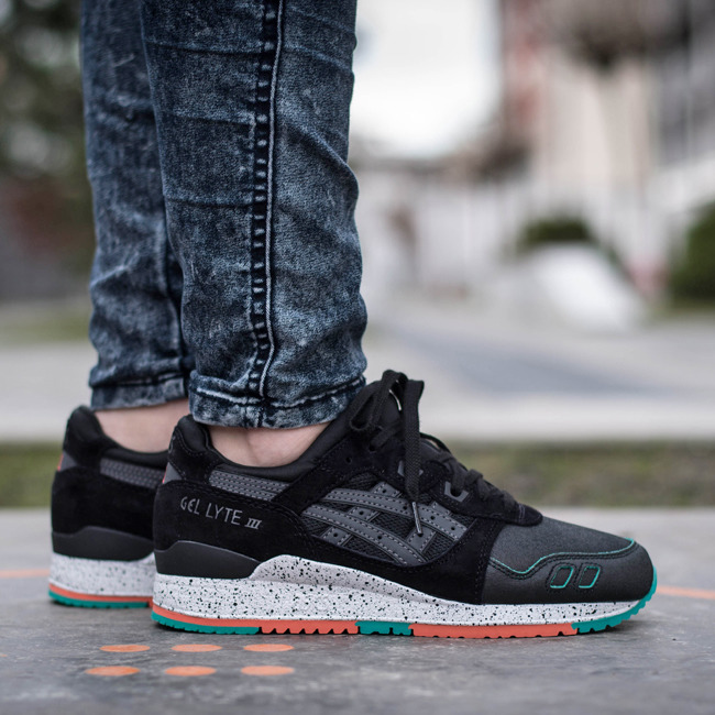 ... womens shoes sneakers asics gel lyte iii miami pack h631l 9090