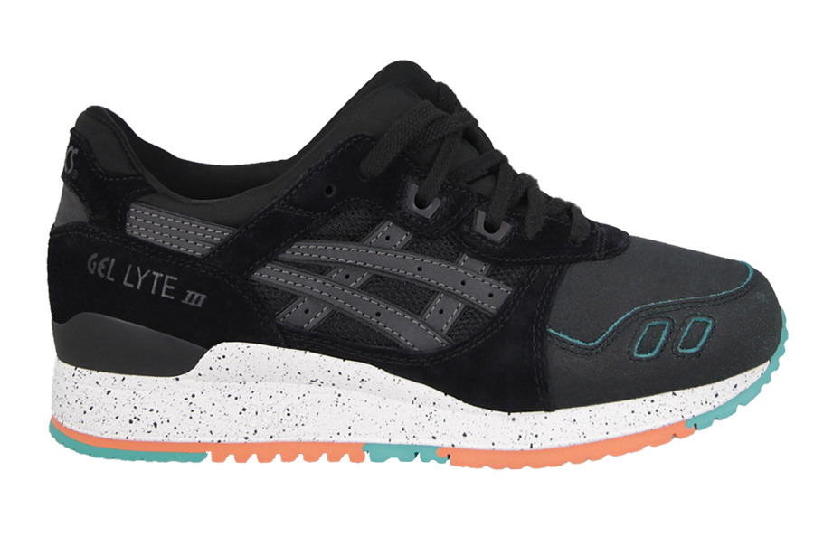 ... Women's Shoes sneakers Asics Gel Lyte III Miami Pack H631L 9090 ...