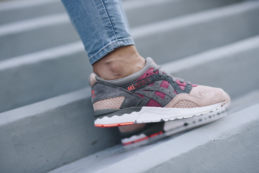 asics tiger gel lyte v damen