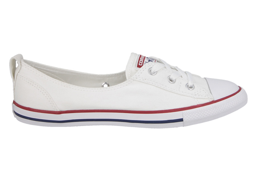 converse womens shoes. women\u0027s shoes sneakers converse chuck taylor all star ballet lace slip 549397c womens