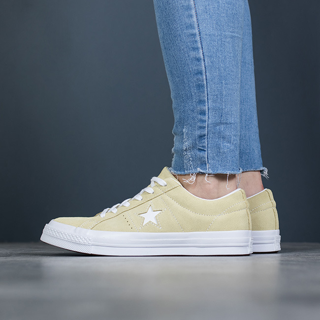 Women's Shoes sneakers Converse One Star Ox 158438C Best