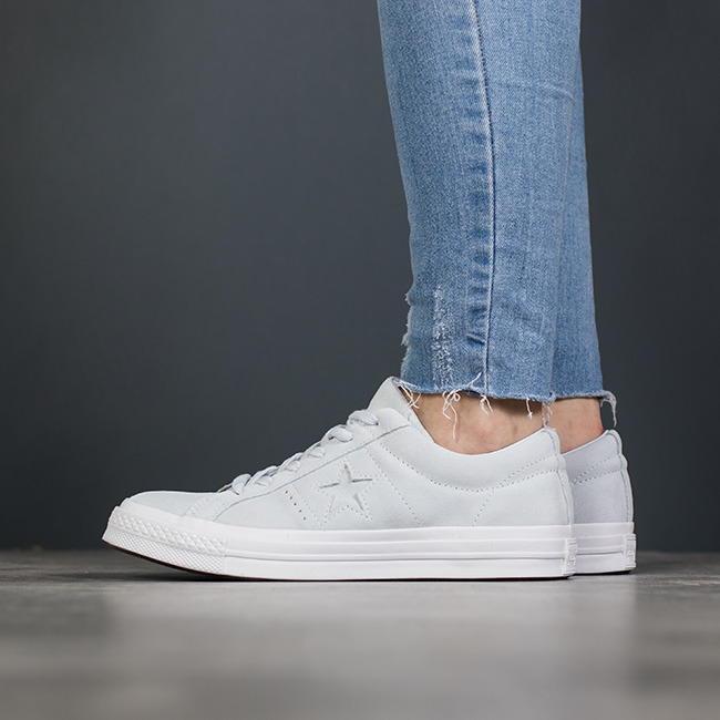 SCARPE DONNA SNEAKERS CONVERSE ONE STAR OX 158487C