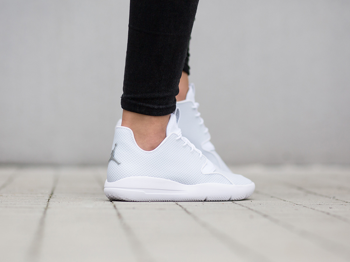 info for b59f6 17dcc get all white jordan eclipse womens d41be d681c