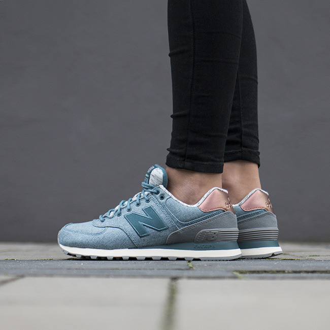 new balance grey and rose gold
