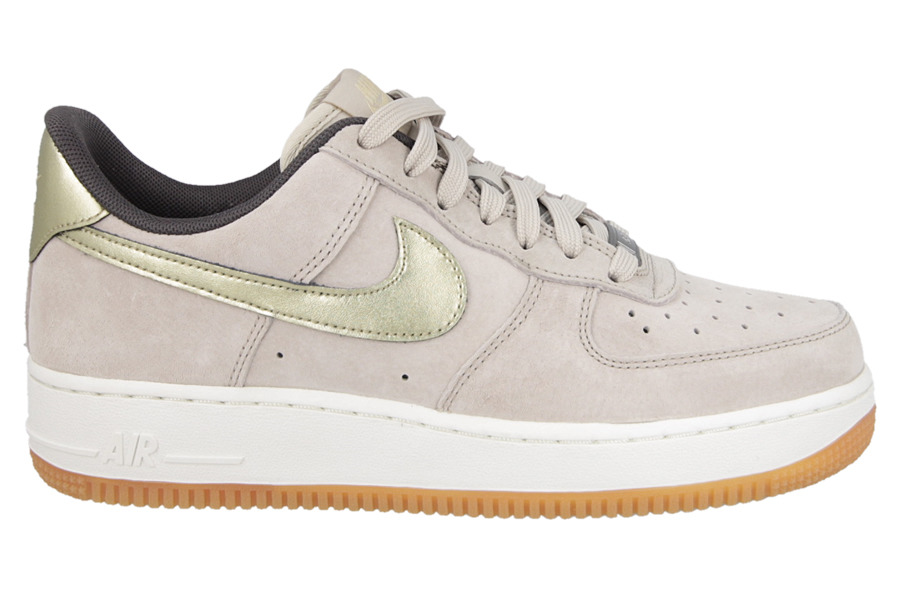 ... Women's Shoes sneakers Nike Air Force 1 '07 Premium Suede 818595 200 ...