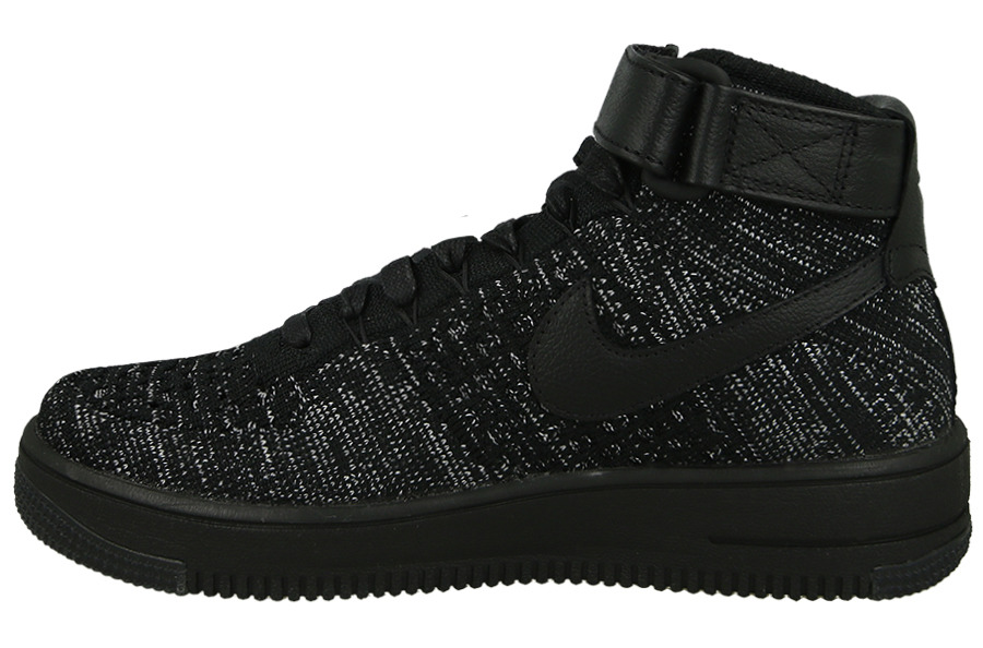 Women S Shoes Sneakers Nike Air Force 1 Flyknit 818018 002