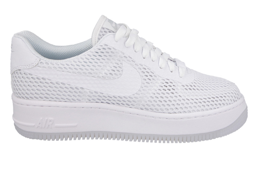 Women's Shoe Nike Air Force 1 Low Upstep BR 833123-100