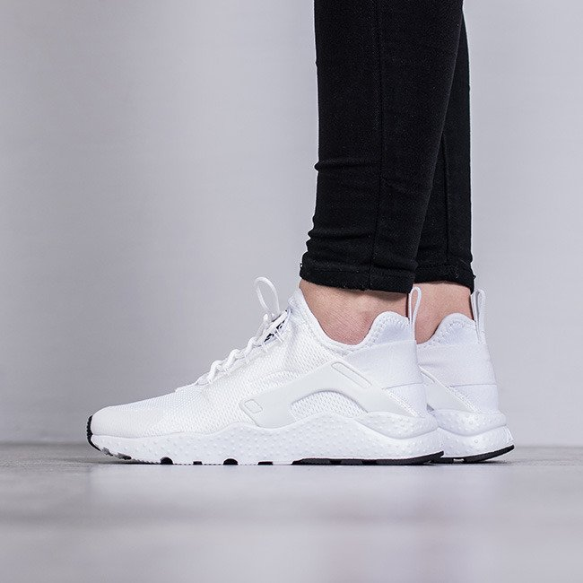 nike huarache run ultra women's white