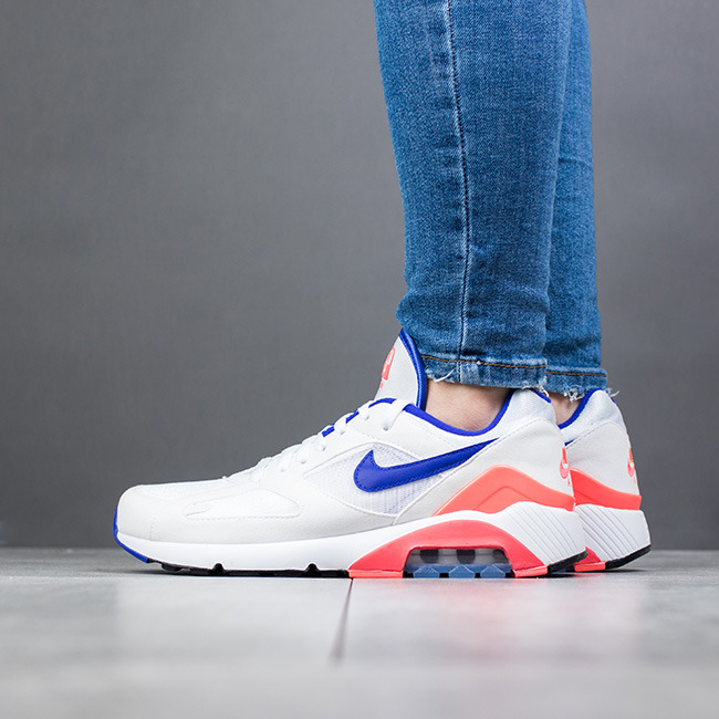 sports shoes 5ec89 b518e ... Womens Shoes sneakers Nike Air Max 180 AH6786 100 ...