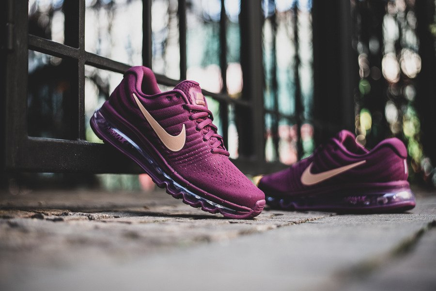 nike air max 2017 Damen purple