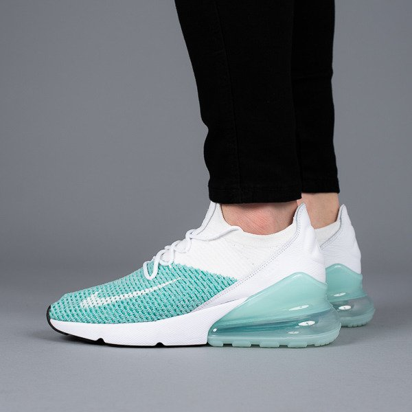 best service 21397 d06b9 Women's Shoes sneakers Nike Air Max 270 Flyknit AH6803 301 ...