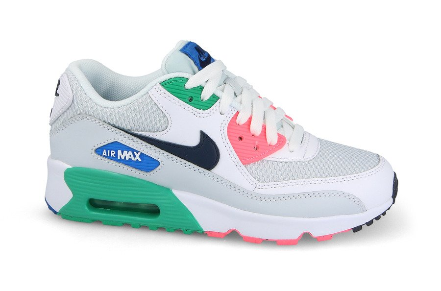 Nike Air Max 90 Mesh (GS) 833418 112 | Women's Shoes sneakers