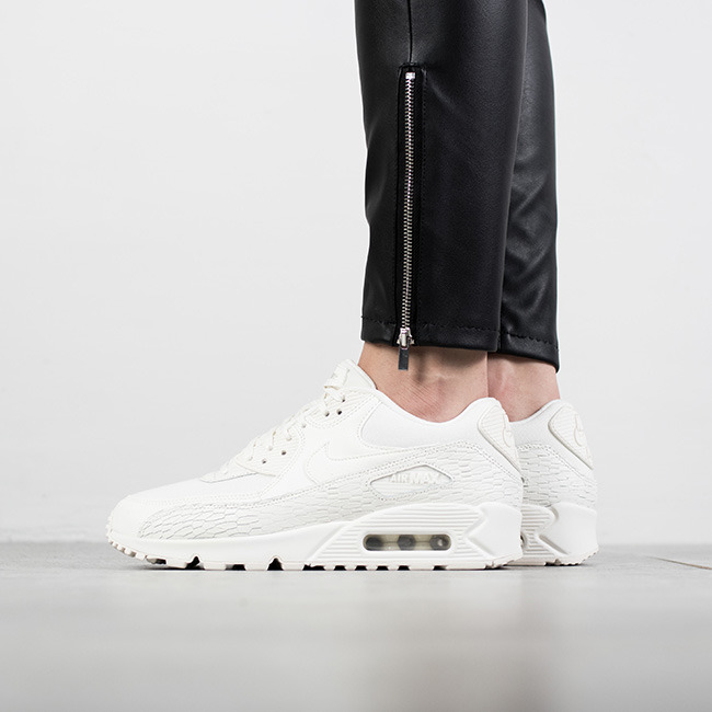 Nike Air Max 90 Premium SE White Black
