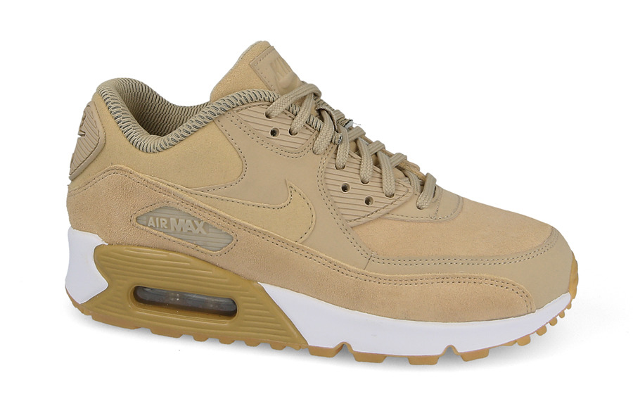 Nike Wmns Air Max 90 SE | Brown | Sneakers | 881105 200