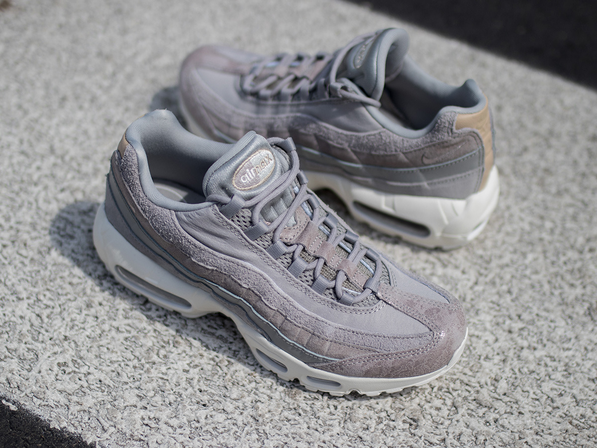 size 40 cd283 37ae6 womens nike air max 95 premium