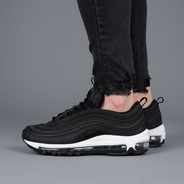 97 nike air max woman black