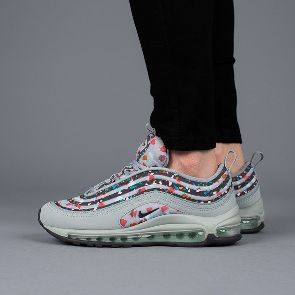Women'S Air Max 97 Ultra 2017 Premium Casual Shoes, Grey