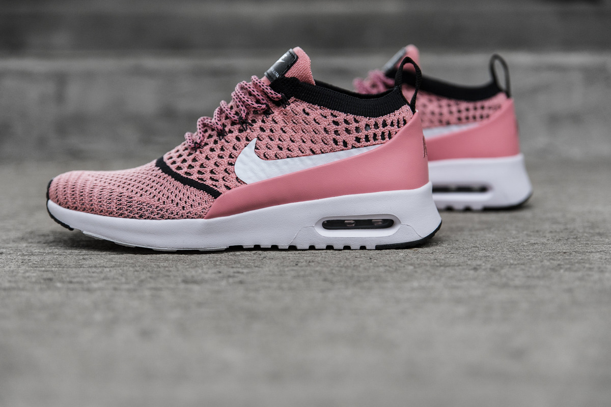 women 39 s shoes sneakers nike air max thea ultra flyknit. Black Bedroom Furniture Sets. Home Design Ideas