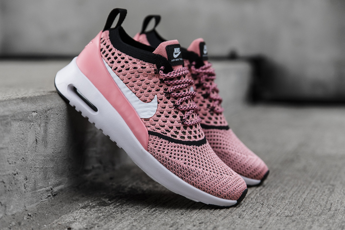 Women's casual shoes Nike Air Max Thea Flyknit W 881175 800