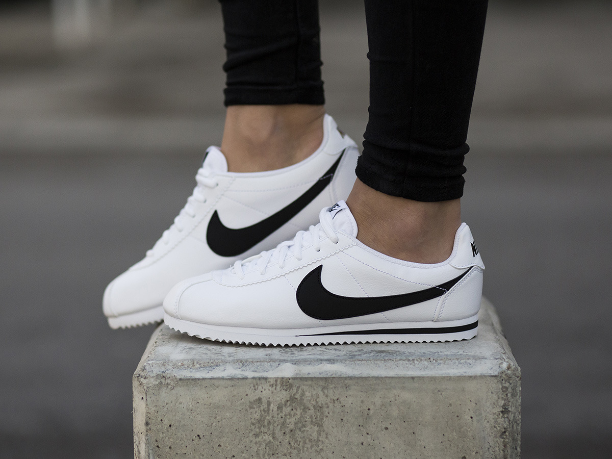 online store 87988 6a9a8 nike cortez classic damskie
