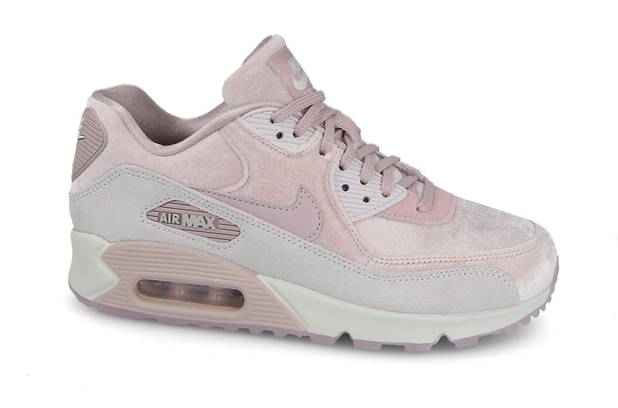 Check Out The Great Materials On This Nike WMNS Air Max 90
