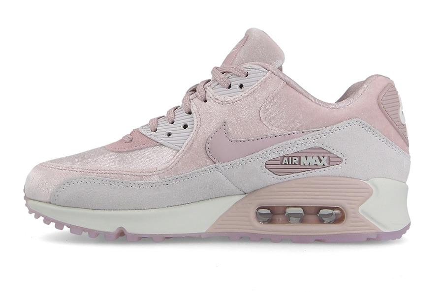 Nike WMNS Air Max 90 LX Trainers 898512 600 | Pink