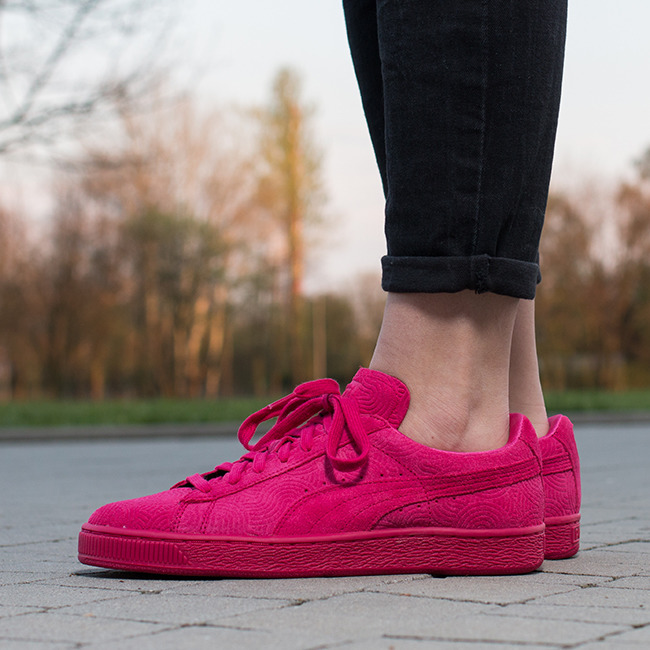 ... Women's Shoes sneakers Puma Suede Classic Colored 360584 02 ...
