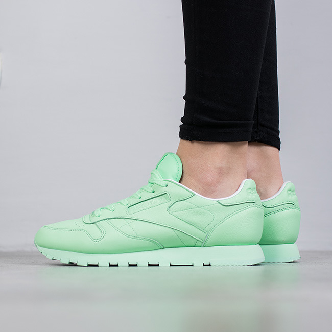 Reebok Classic Leather PS Pastel green HTMdqy