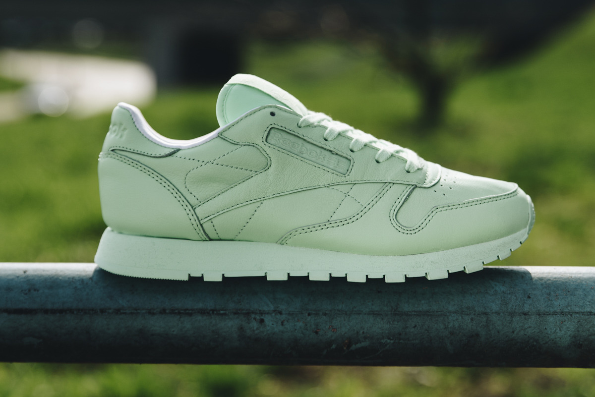 ... Women's Shoes sneakers Reebok Classic Leather Pastels BD2773 ...