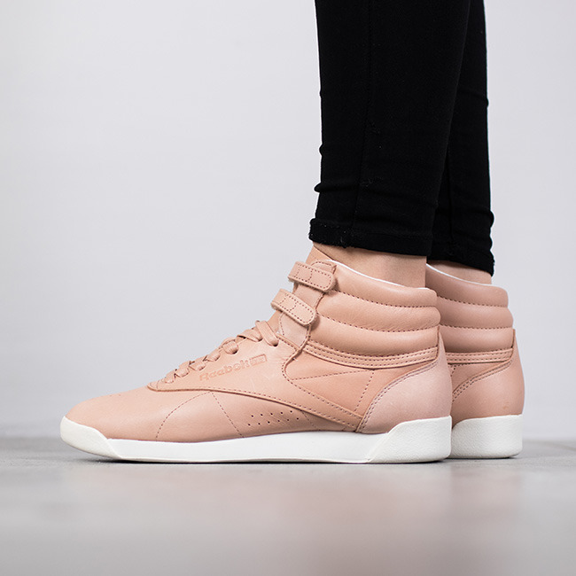 reebok x face. women\u0027s shoes sneakers reebok freestyle hi x face stockholm 35 \ /