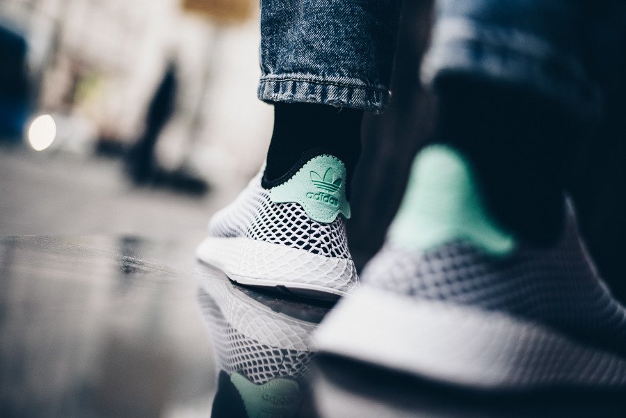 best sneakers 4cb4d 8bd49 Special For Shoe New ... Womens Shoes sneakers adidas Originals Deerupt  Runner B28076 . On Feet Shots ...