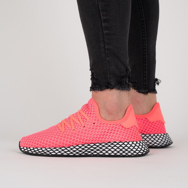 wholesale dealer 1005a 54316 ... Womens Shoes sneakers adidas Originals Deerupt Runner J B41878 ...
