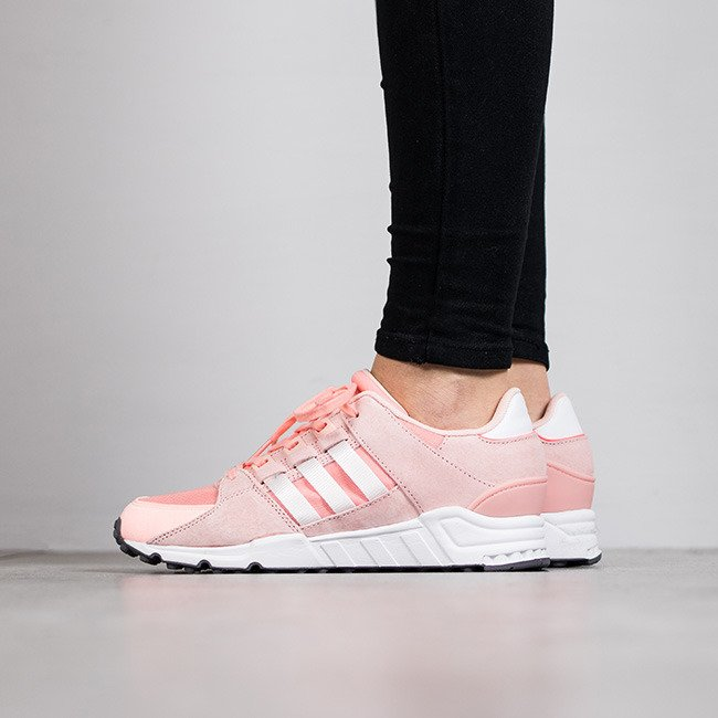 adidas EQT Support Adv Grey and Pink Shoes at PacSun