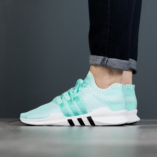 adidas eqt support adv shoes green