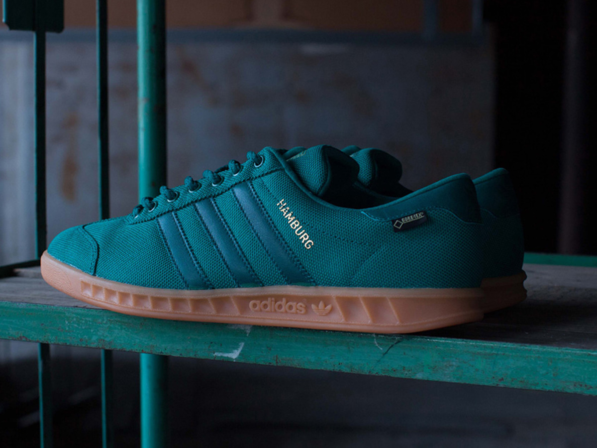 adidas hamburg womens blue