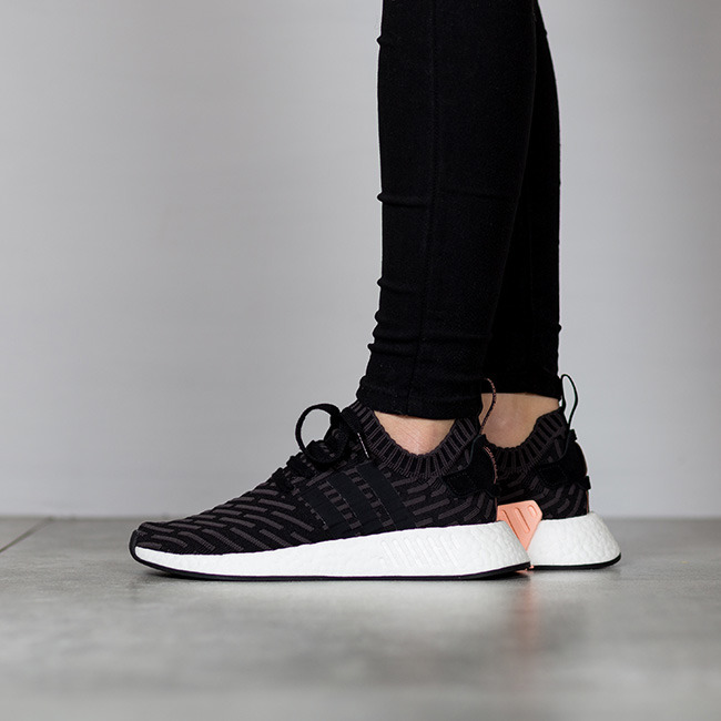 Adidas 'NMD_R2' primeknit sneaker pictures cheap price fashionable for sale 2rExxwDMl