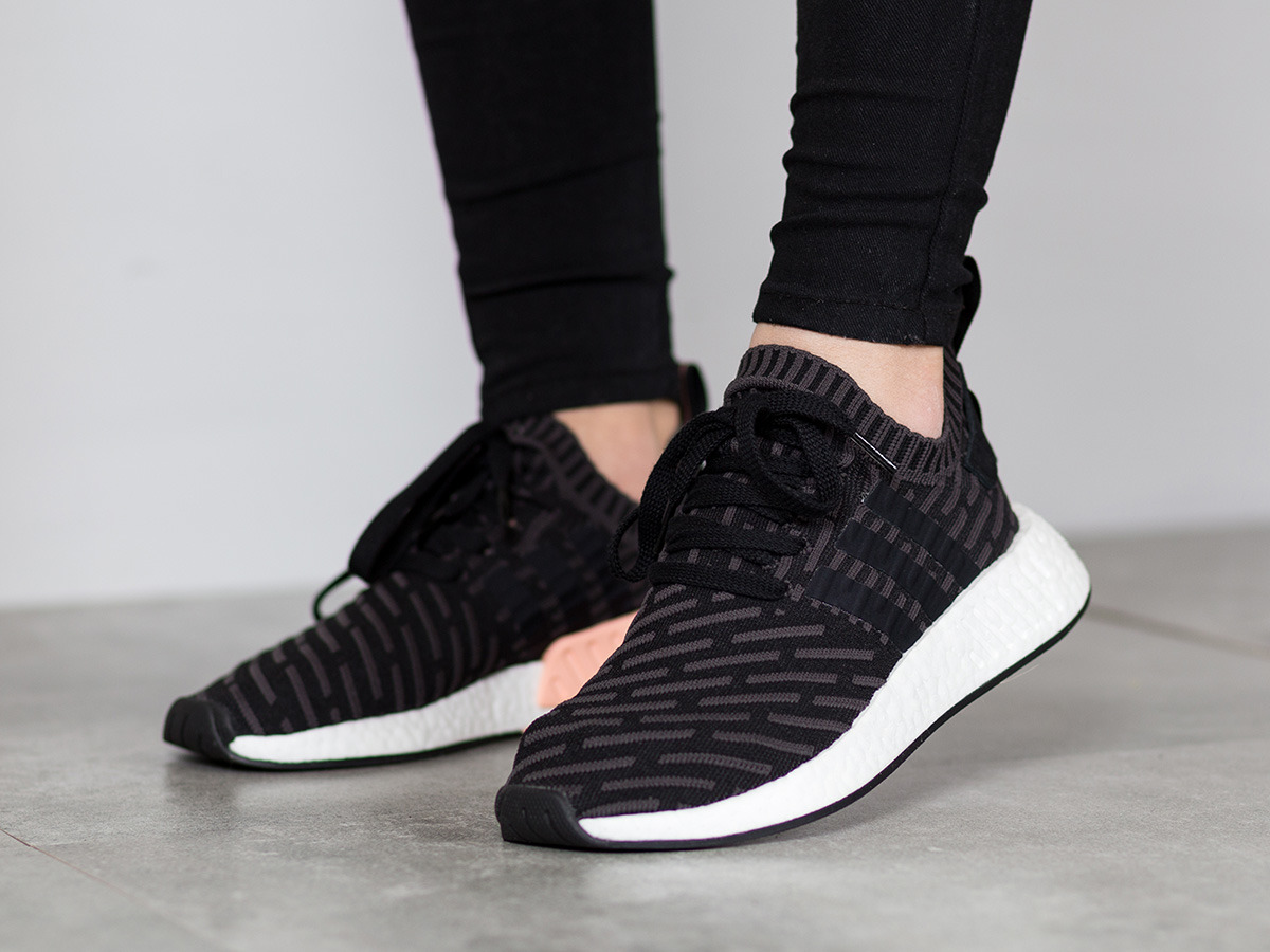 ... Women's Shoes sneakers adidas Originals NMD_R2 Primeknit BA7239 ...