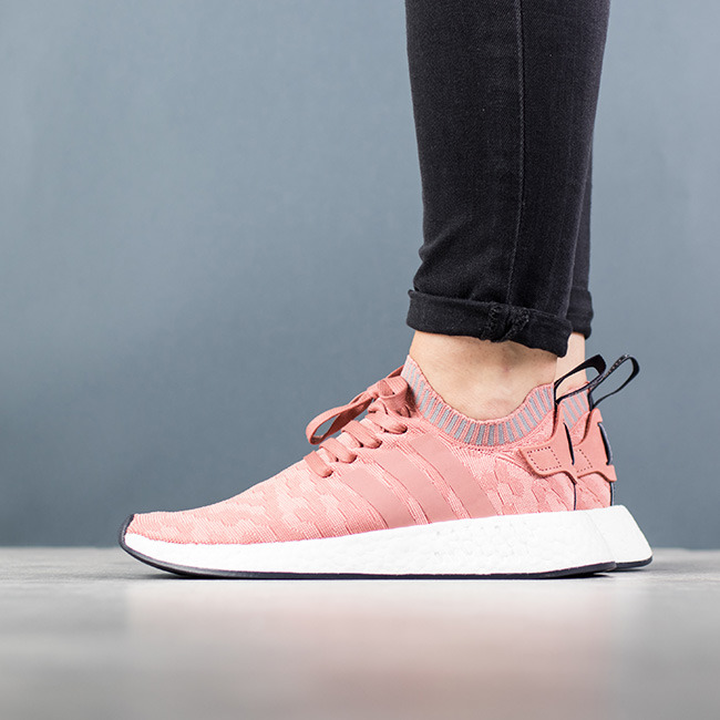 ... Women's Shoes sneakers adidas Originals NMD_R2 Primeknit BY8782 ...