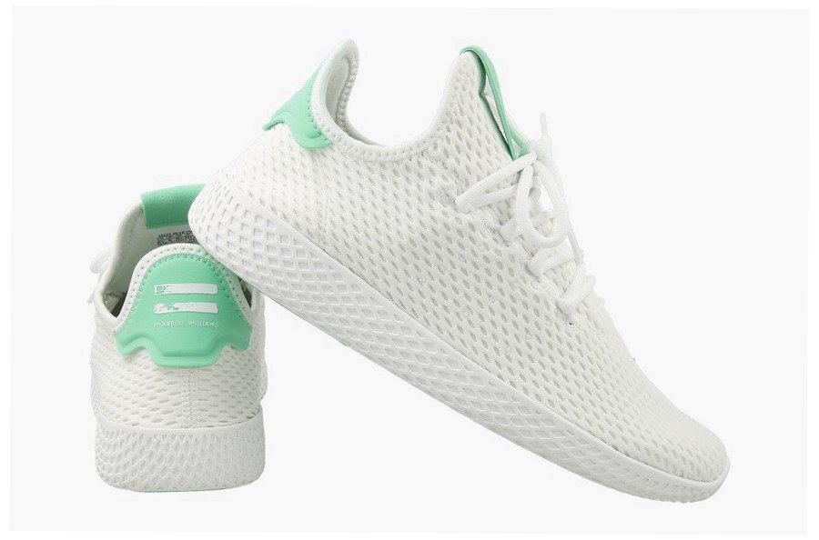 new styles d30ec 01424 Womens Shoes sneakers adidas Originals Pharrell Williams Tennis HU BY8717