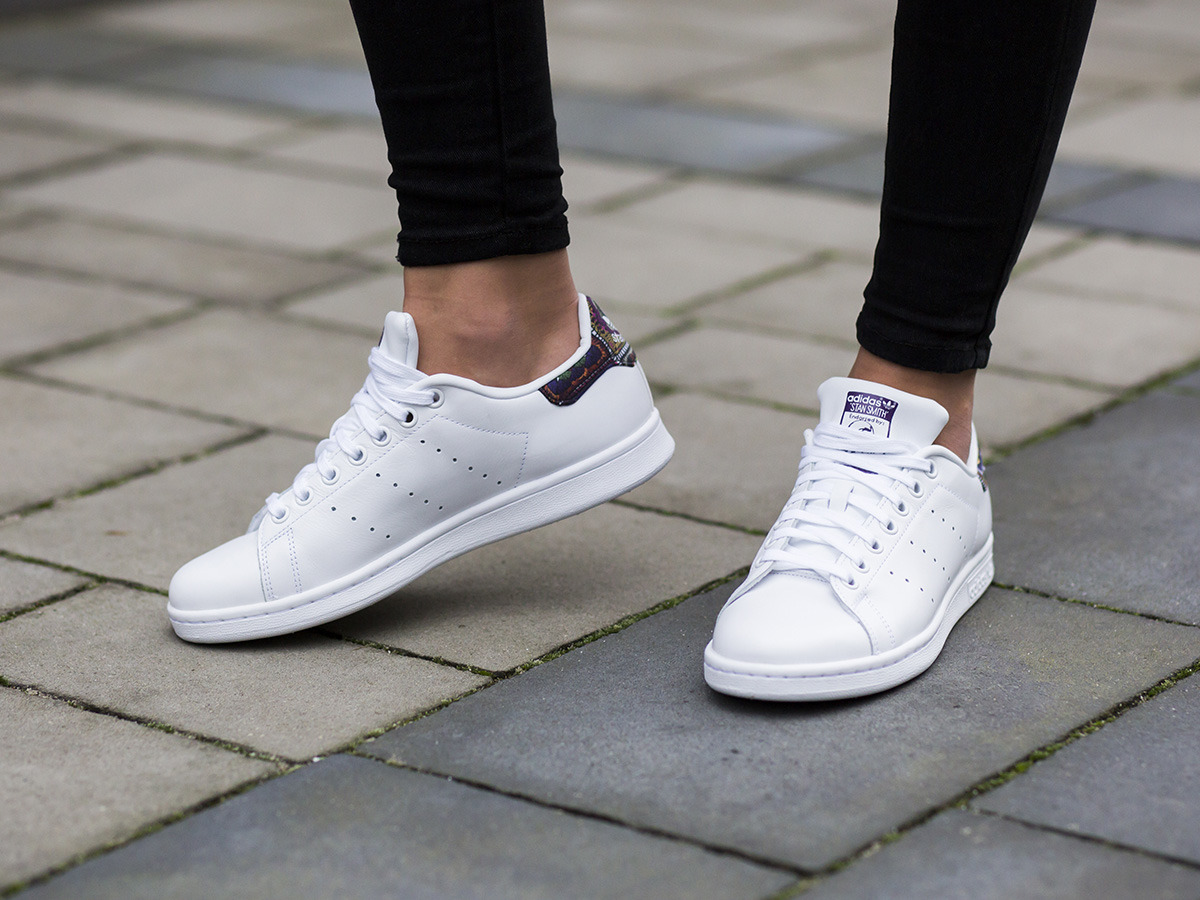 women 39 s shoes sneakers adidas originals stan smith x the farm company s76668 best shoes. Black Bedroom Furniture Sets. Home Design Ideas