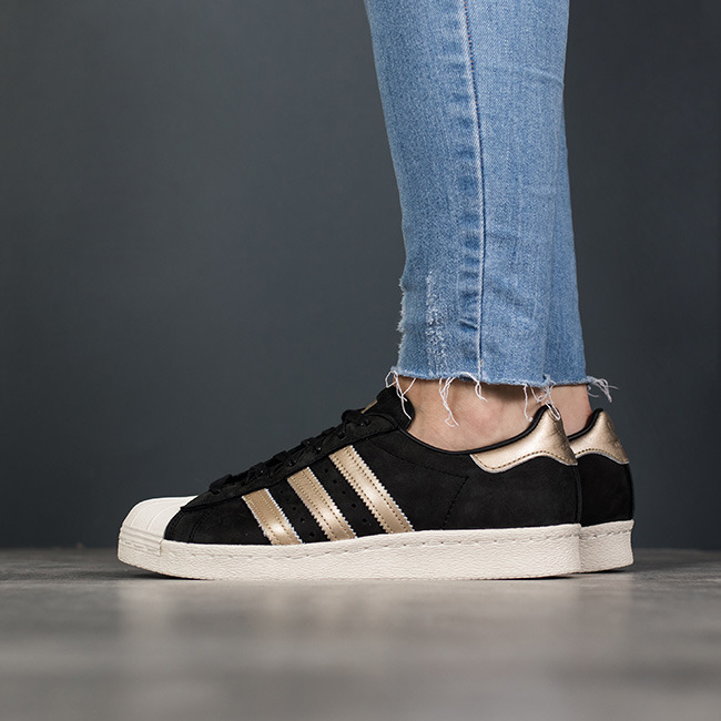 adidas Originals Superstar 80s Trainers In Beige BB2227 Asos