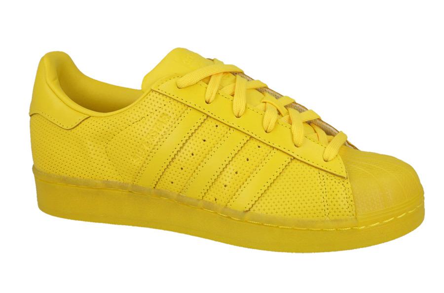 Pharrell x adidas Superstar Supercolor Collection Release Date
