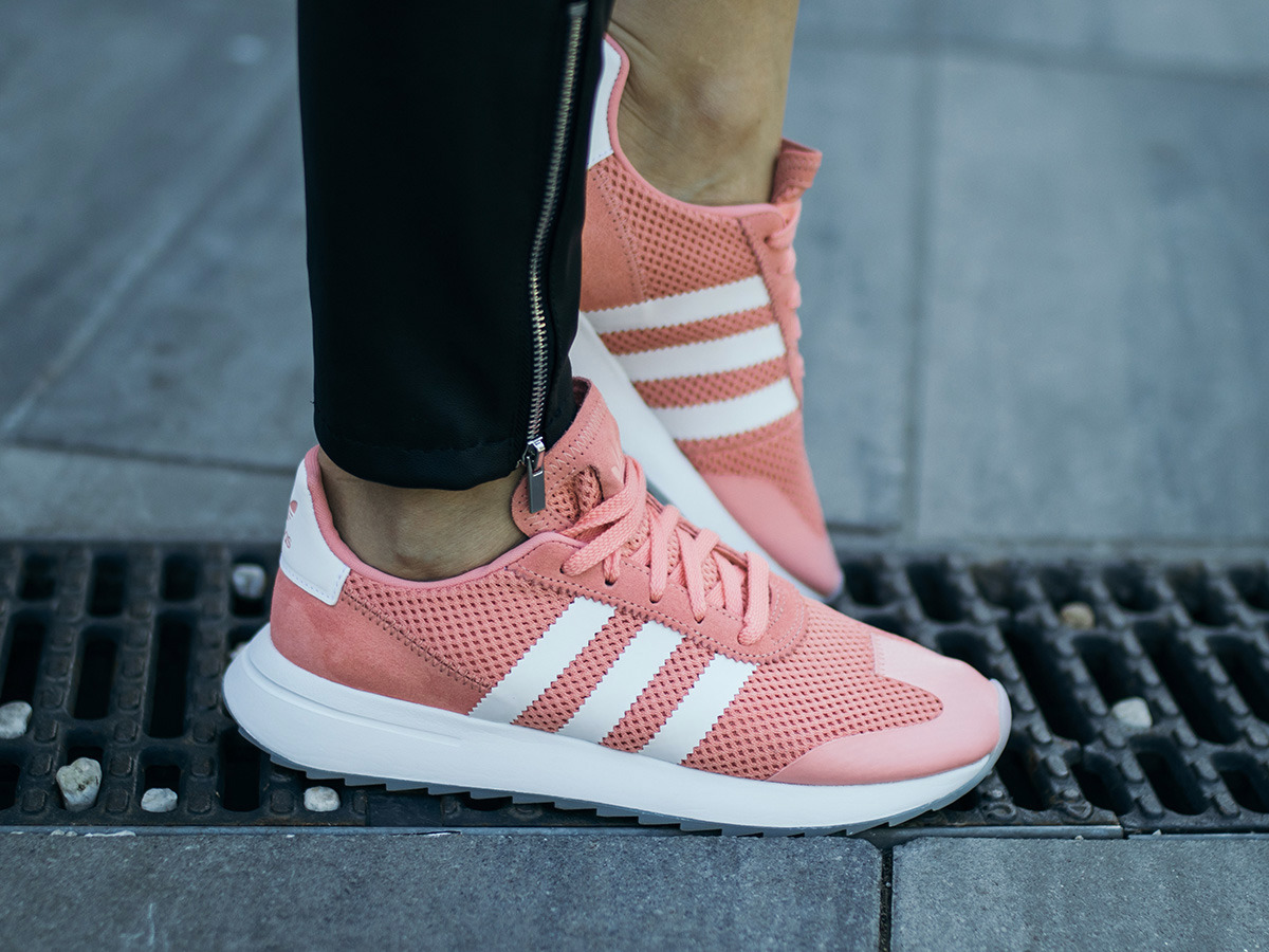 finest selection 7576c 7ba86 Sneaker ADIDAS women FLB W by9307 Rosa
