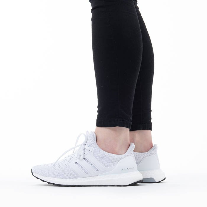 adidas Ultra Boost - Women's White/White/White BB6308
