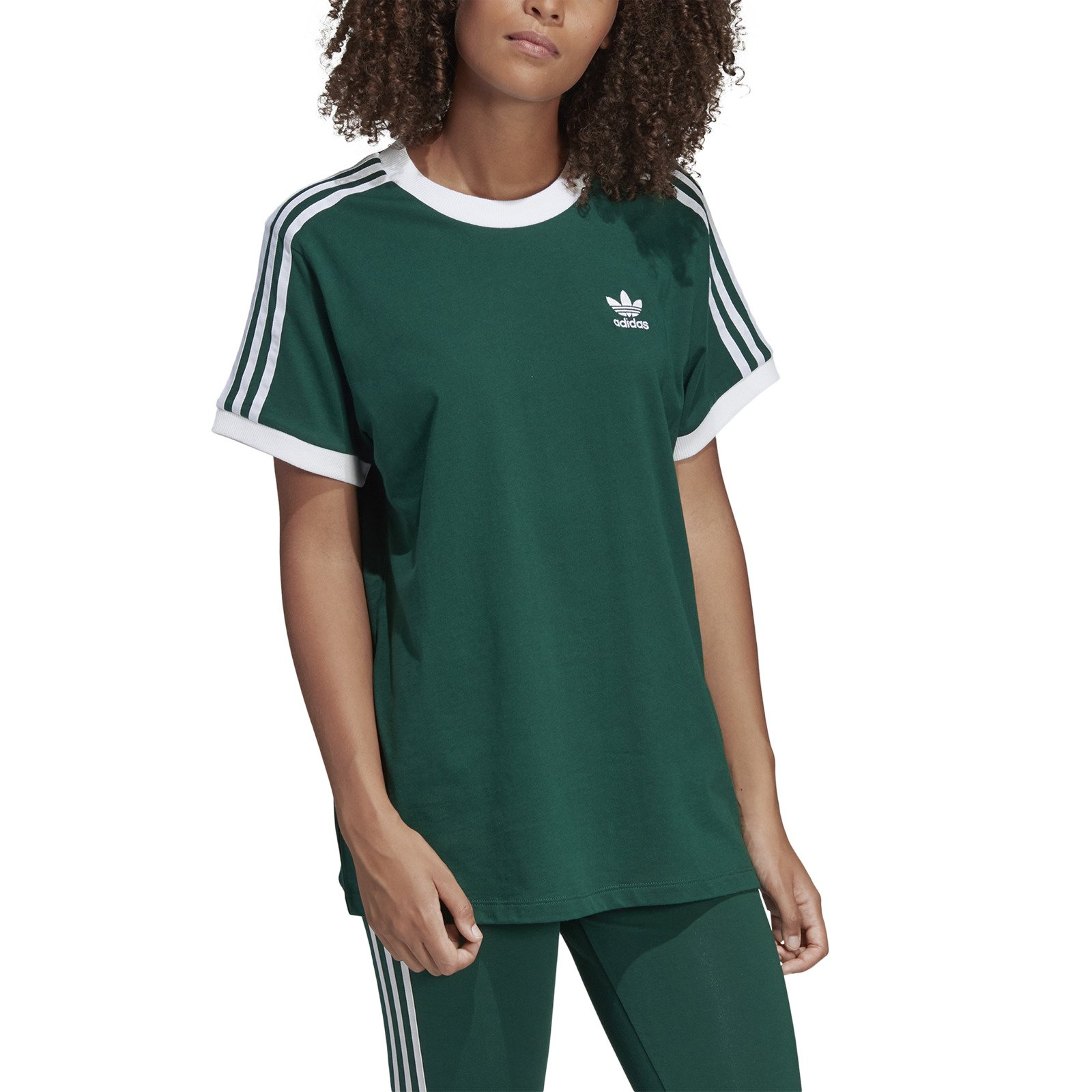 Women's T-Shirt adidas Originals 3 Stripes DV2590 - Best ...