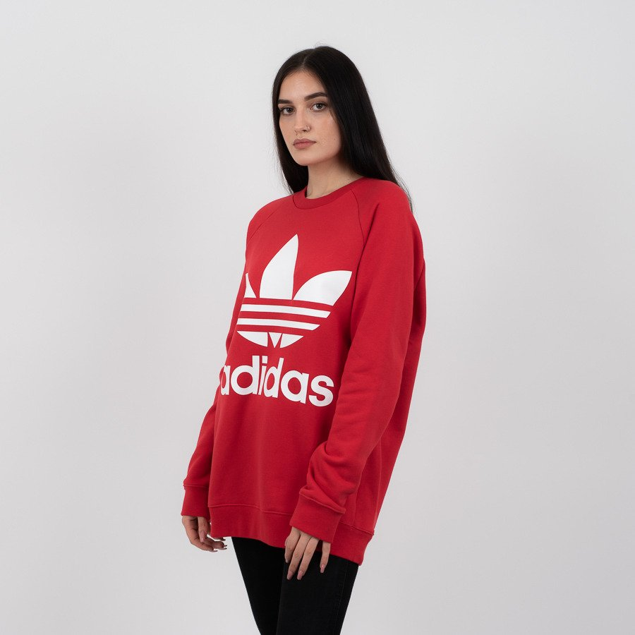 78ba5e6b Women's blouse adidas Originals Oversized Sweat DH3140 · Women's blouse adidas  Originals Oversized Sweat DH3140 ...