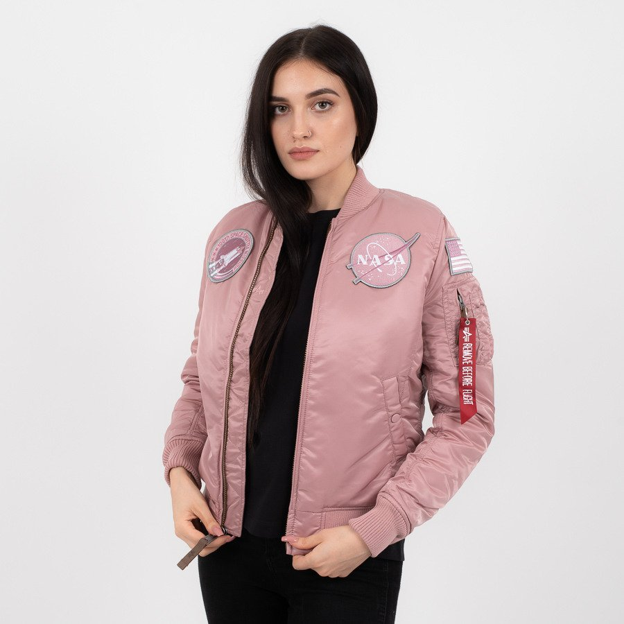 Alpha industries jacke nasa damen